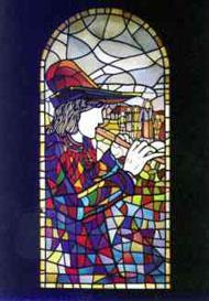 Kirchenfenster - Unsere Kirche